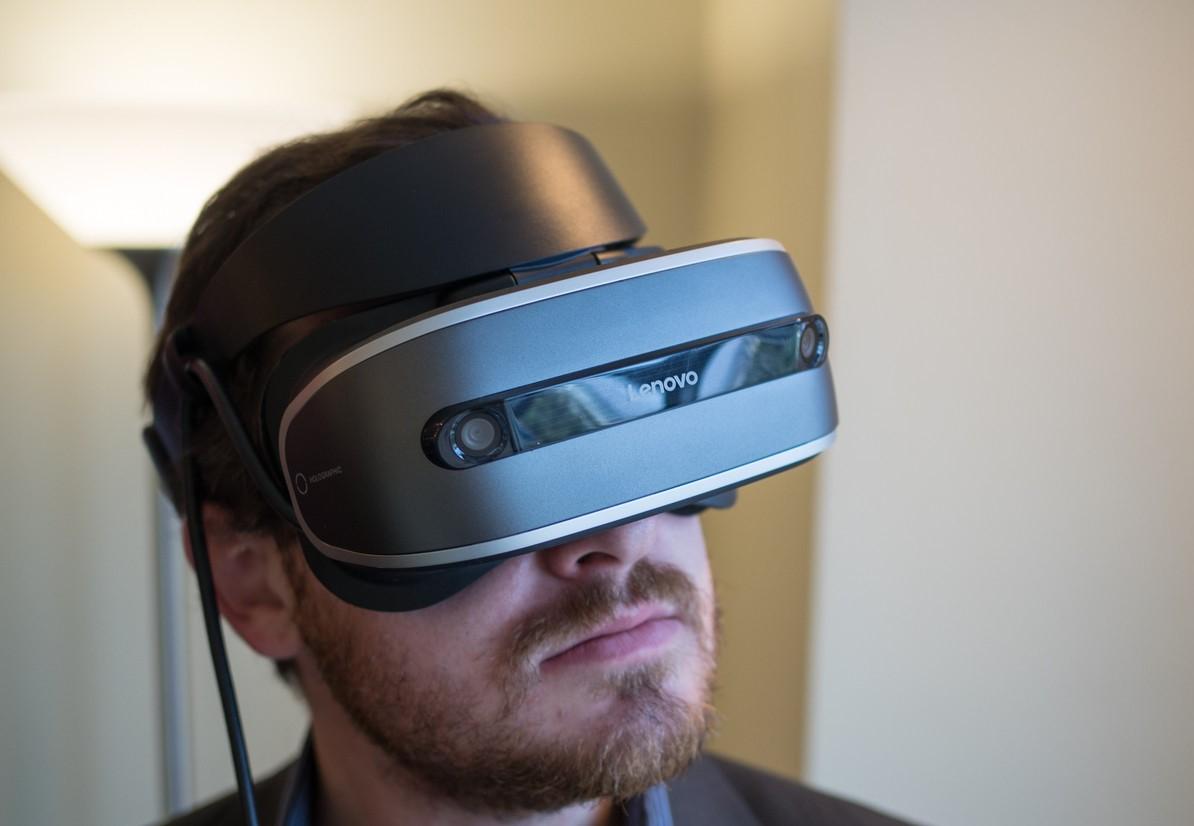lenovo virtual reality headsets